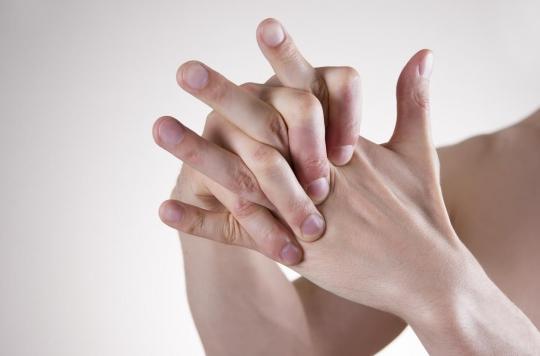 Craquements des doigts : une bulle qui ne risque pas d'entraîner une arthrose des articulations
