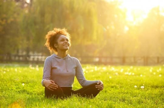 Santé mentale: bien dormir, bien manger et faire de l'exercice sont la clé du bien-être