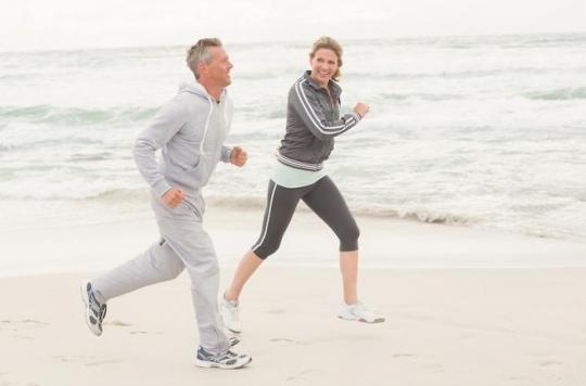 Faire du sport à 40 ans peut protéger des dépressions et maladies cardiovasculaires lorsque l'on vieillit