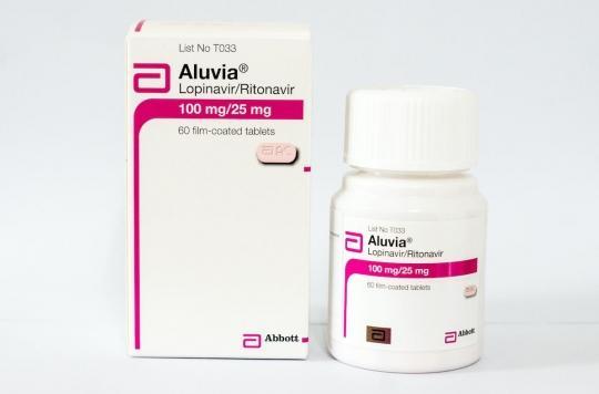 Coronavirus : le traitement lopinavir-ritonavir jugé inefficace