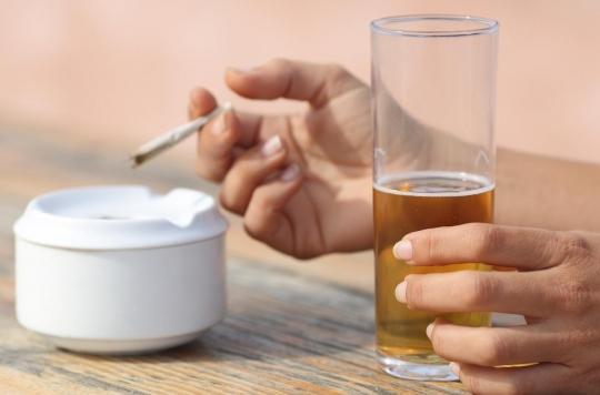 Addictions : les jeunes peu conscients des risques