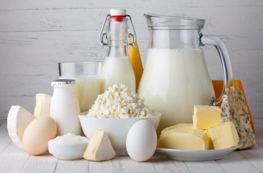 Les produits laitiers ne sont pas mauvais pour la santé