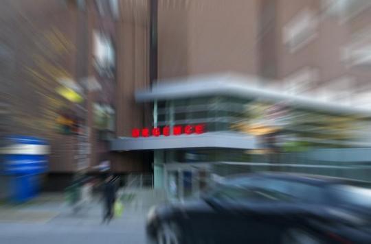 Passage aux urgences: une séance d'EMDR réduirait significativement les symptômes de stress