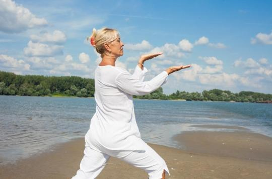 Le Taï Chi améliore le métabolisme cérébral et l'énergie musculaire des personnes âgées