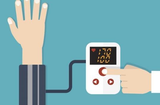 Hypertension artérielle: un Français sur trois touché par cette \