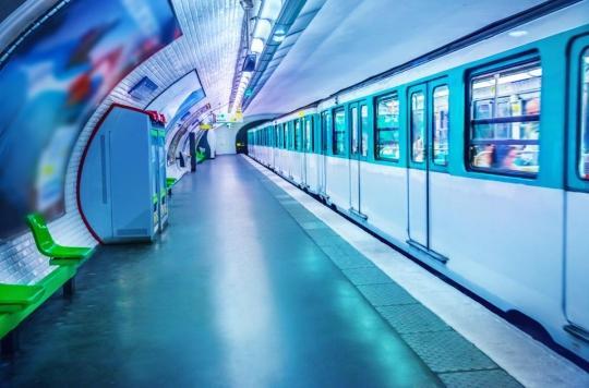 La CFDT veut abaisser les seuils de pollution dans le métro