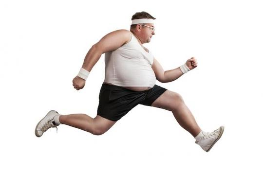 L'homme a le moyen simple de combattre l'épidémie d'obésité