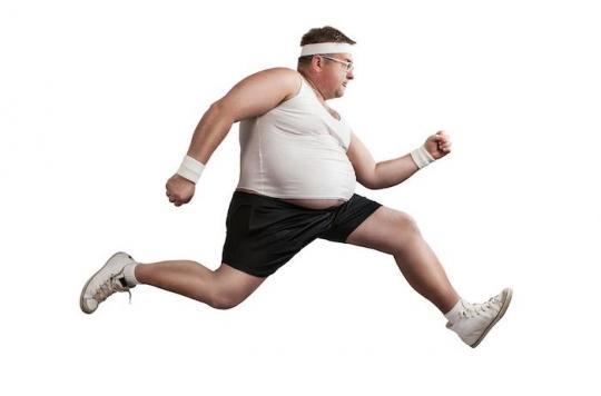 Et non, être obèse n'augmente par forcément le taux de mortalité