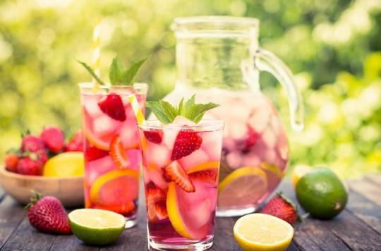 Effet placebo : les boissons roses augmenteraient les performances sportives
