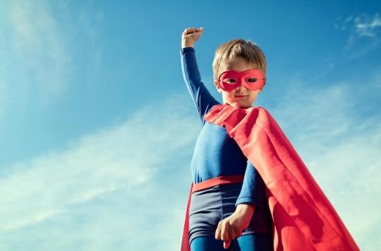 Les enfants associent la notion de pouvoir à la figure masculine dès l'âge de 4 ans