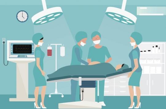 Non, un bébé n'a pas été retiré de l'utérus de sa mère pour être opéré, puis réinséré (vidéo)