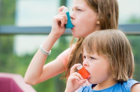 Pollution : la proximité d'une route à fort trafic engendre de l'asthme chez les enfants