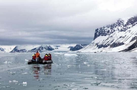 Un gène de « super bactérie » résistante retrouvé dans une région reculée de l'Arctique