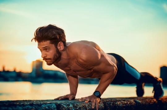 Santé cardiovasculaire : la capacité des hommes à faire des pompes serait un indicateur