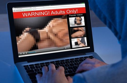 Addiction à la pornographie : \