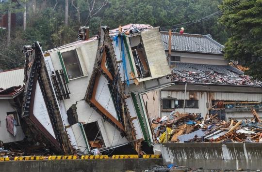Pour l'ONU, l'accident nucléaire de Fukushima n'a eu \