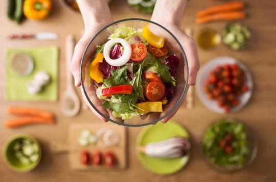 Alimentation : attention à la taille des portions
