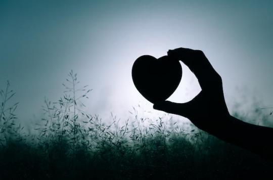 On maigrit pour le bien de son cœur