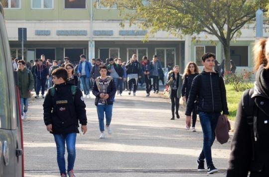 Epidémie de tuberculose: protocole de dépistage dans un lycée de Seine-et-Marne