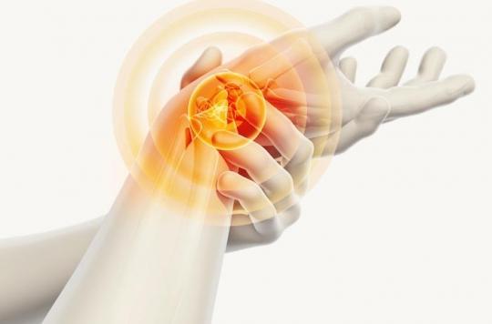 Arthrose: alimentation et mode de vie sain permettrait de réduire les douleurs