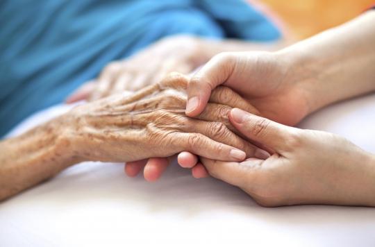 Le contact physique d'un proche peut atténuer la souffrance physique
