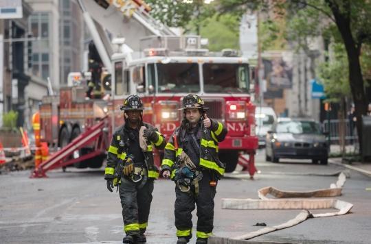 11 septembre 2001 : risque de maladies cardiovasculaires accru chez les pompiers du World Trade Center