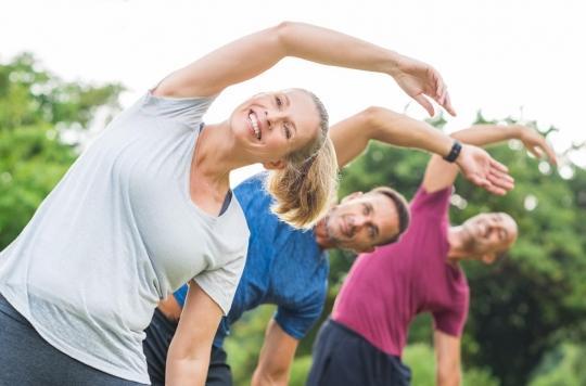 L'exercice physique est efficace contre l'insuffisance cardiaque