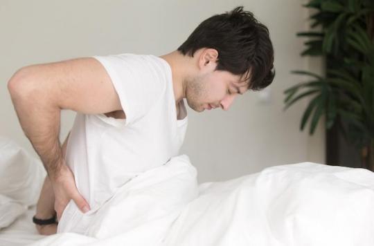 Lombalgie de la spondylarthrite : les biothérapies ne suffisent pas pour prévenir l'ankylose