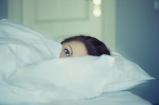 Manque de sommeil chronique : \