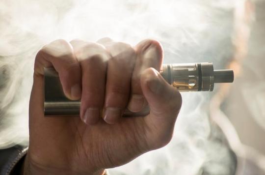 Cigarette électronique : des chercheurs découvrent que vapoter modifie l'ADN et peut provoquer des cancers