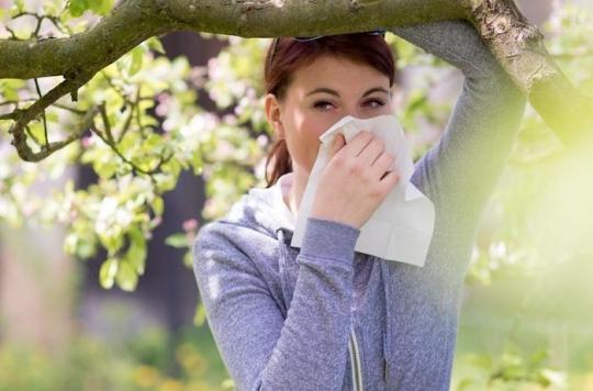 Balade en forêt : un risque élevé d'allergie aux pollens de graminées