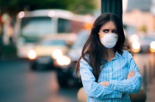Pollution de l'air : la Bretagne et la Normandie en alerte