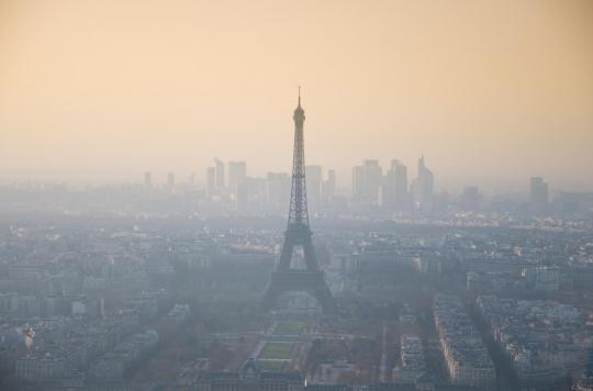 La pollution de l'air est responsable de 8,8 millions de décès par an dans le monde