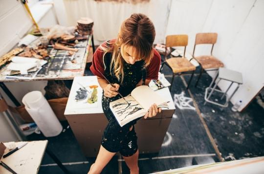 Les personnes créatives sont plus susceptibles de développer des maladies mentales