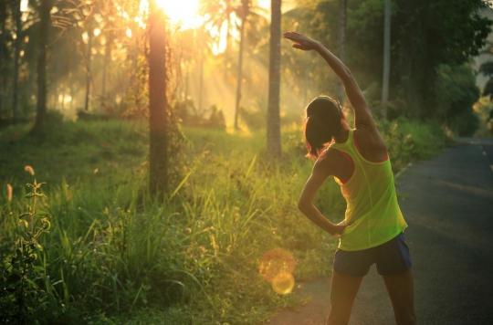 Faire de l'exercice avant le petit déjeuner est meilleur pour la santé