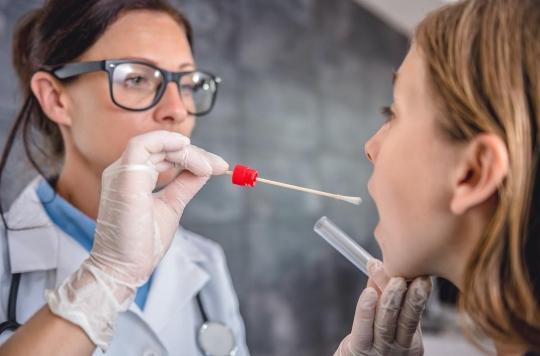 Coronavirus : un nouveau test de dépistage moins cher et plus rapide financé par la NBA
