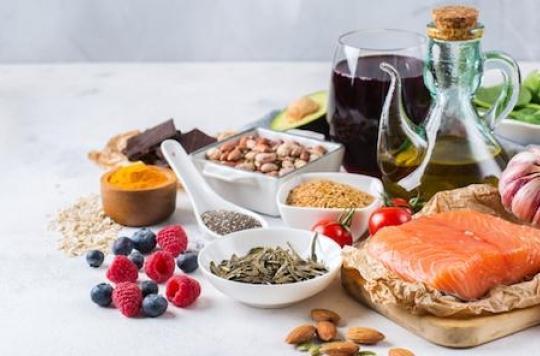 Le régime méditerranéen est bon pour les bactéries de votre intestin