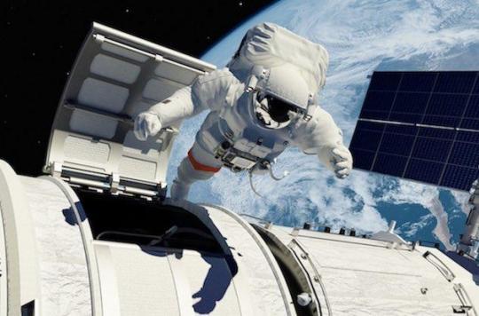 Les voyages dans l'espace modifient durablement le cerveau