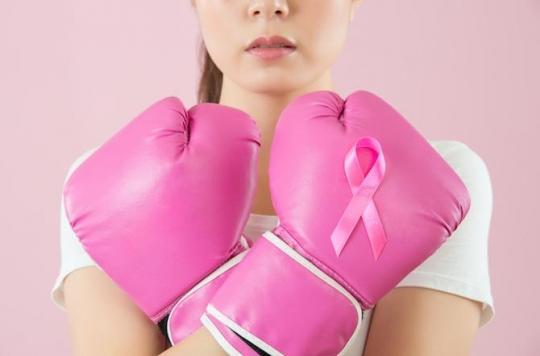 Cancer du sein : l'immunothérapie marche dans les formes rebelles à tout traitement