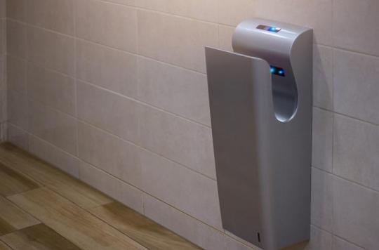 Attention, les sèche-mains automatiques sont de véritables nids à bactéries