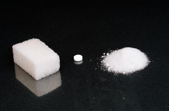 Aspartam et édulcorants : les « faux-sucres » des produits allégés qui font grossir