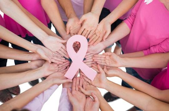 Cancer du sein: un réseau social et une application pour soutenir les patientes