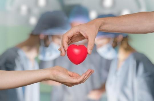 Dons d'organes : plus de 6000 greffes réalisées en 2017, une première en France