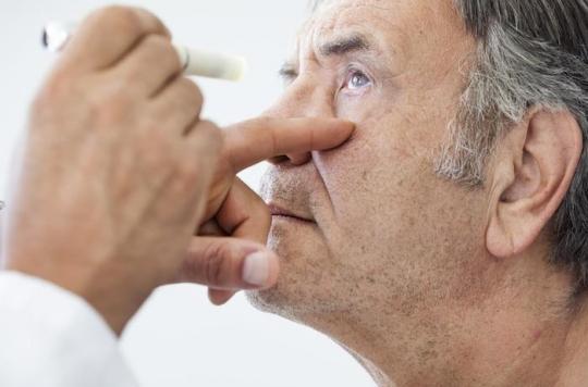 Tremblement des paupières : une pathologie peut se cacher derrière le spasme