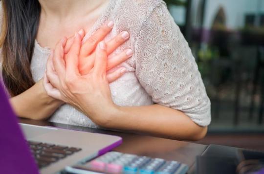 Sous-diagnostiquées, les femmes ont deux fois plus de risque de mourir d'une crise cardiaque