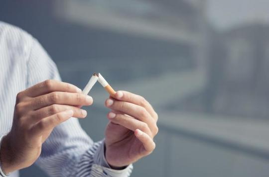 Bonnes résolutions : plus on arrête de fumer tôt mieux c'est