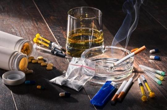 Drogue, tabac, sexe, jeux, alcool, chicha, porno : quels sont les symptômes d'une addiction ?