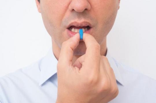 Troubles de l'érection : il prend trop de Viagra et voit rouge à vie