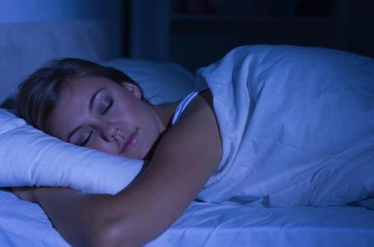 Le manque de sommeil entraîne des modifications chimiques dans notre cerveau