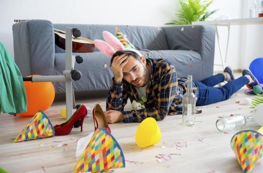 Réveillon du 31 : comment éviter la gueule de bois ?